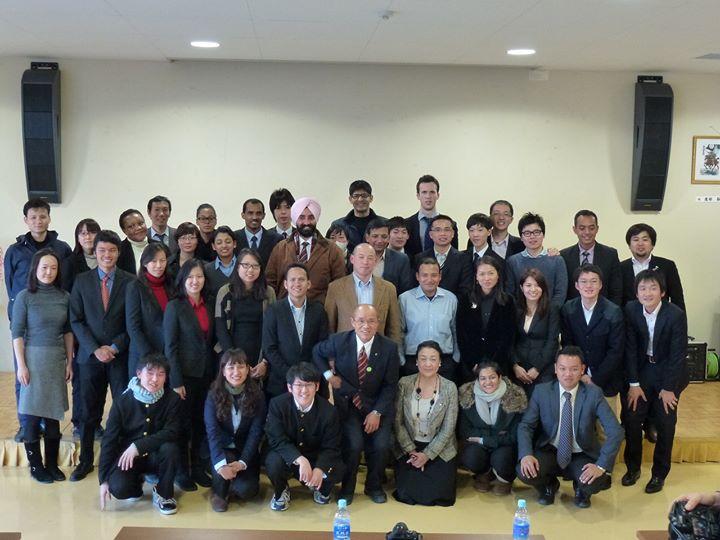 シンガポール国立大学LKYSPP-ジャパントリップin相馬藩