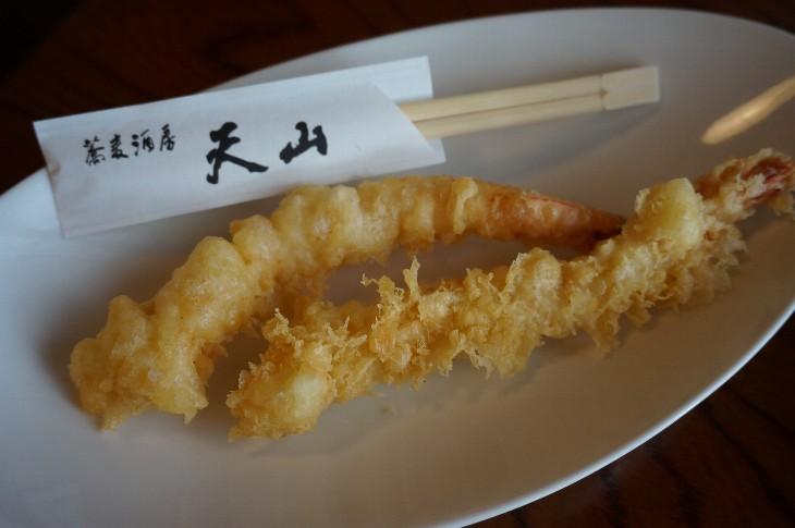 """相双""""このひと""""蕎麦酒房 天山"""