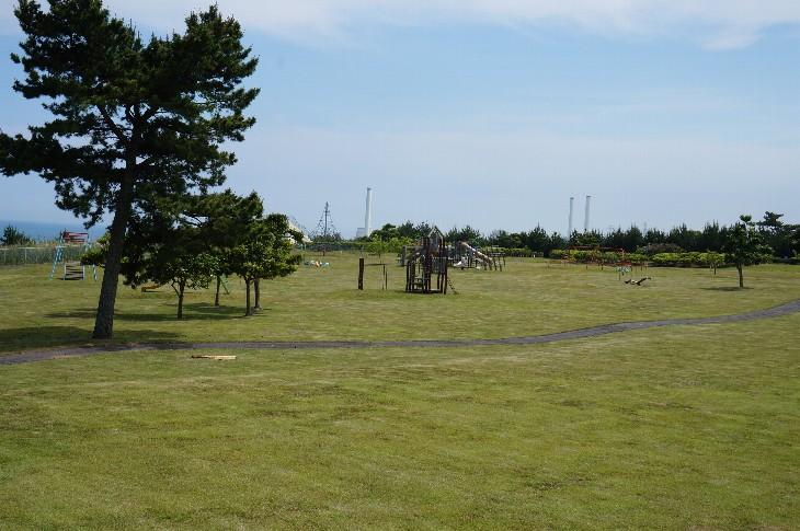 天神岬公園津波防災対策ビューポイント施設