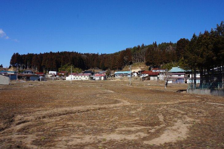葛尾村風景