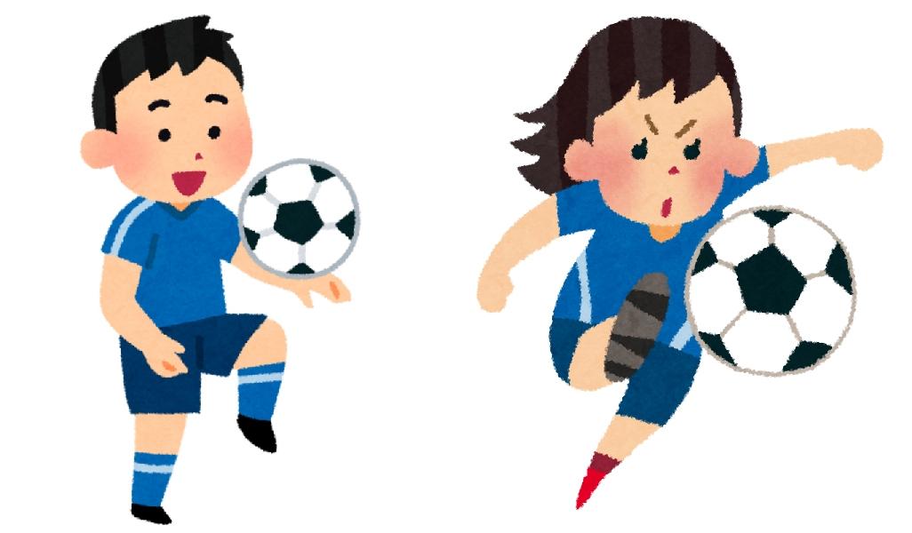 福島復興支援サッカークリニック