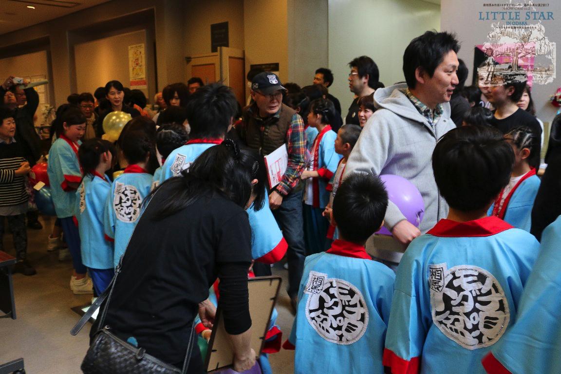 南相馬&杉並トモダチプロジェクト春の小高公演2017