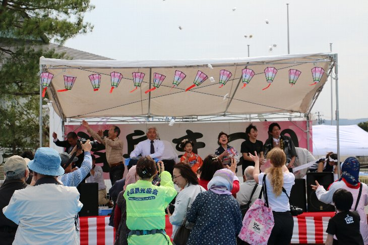 【南相馬市小高区】2017.4.16浮舟まつり