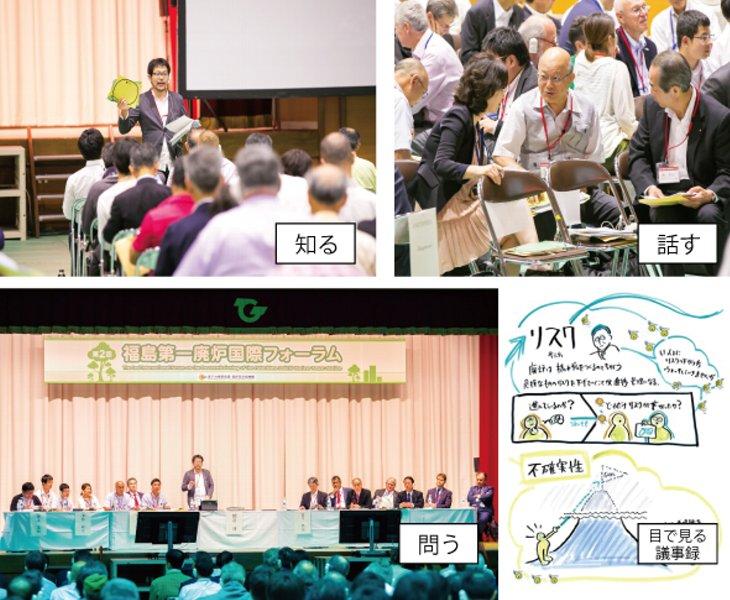 2018.8.5、6第3回福島第一廃炉国際フォーラム