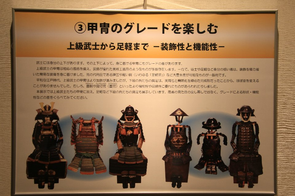2019.6.29~8.18令和元年度企画展 「武士の装い-とりどりのかたち-」