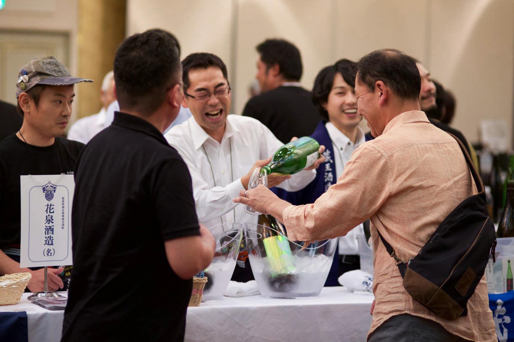 2019.9.1第9回和酒相双 造り手と楽しむ日本酒の会