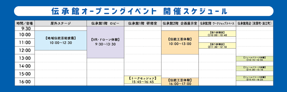 オープニングイベント - 東日本大震災・原子力災害伝承館02