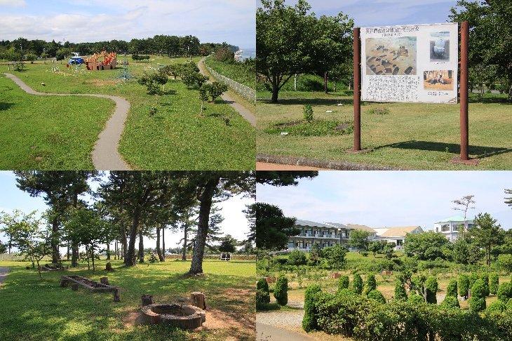 【楢葉町】天神岬スポーツ公園