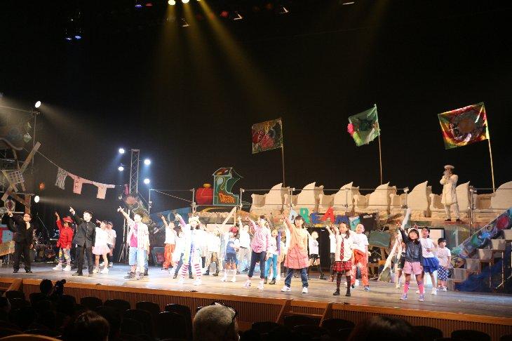 南相馬&杉並トモダチプロジェクト第3回本公演みんなのうた~行こう!ぼくらと、夢の世界へ~