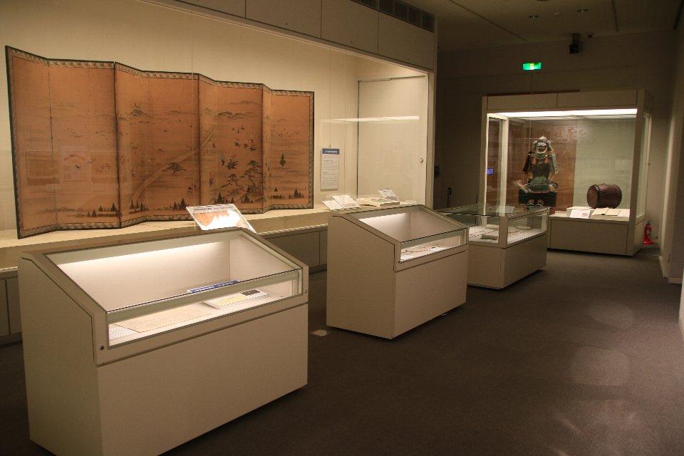 博物館企画展 「受け継がれる伝統のチカラ 相馬野馬追」6